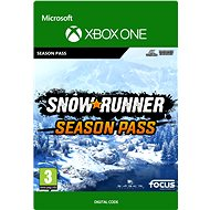 SnowRunner - Season Pass - Xbox One Digital - Gaming Zubehör