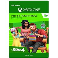 The Sims 4: Nifty Knitting - Xbox One Digital - Gaming Zubehör