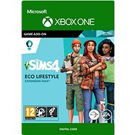 The Sims 4: Eco-Lifestyle - Xbox One Digital - Gaming Zubehör