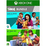 The Sims 4 Cats and Dogs + My First Pet Stuff - Xbox One Digital - Gaming Zubehör