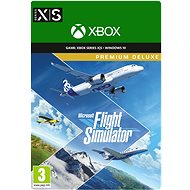 Microsoft Flight Simulator - Premium Deluxe Edition - Windows 10 Digital - PC-Spiel