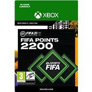 FIFA 21 ULTIMATE TEAM 2200 POINTS - Xbox One Digital - Gaming Zubehör