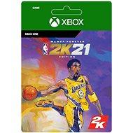NBA 2K21: Mamba Forever Edition - Xbox One Digital - Konsolenspiel