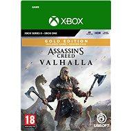 Assassins Creed Valhalla: Gold Edition - Xbox One Digital - Konsolenspiel
