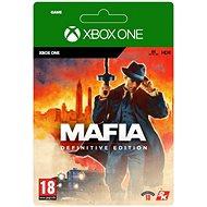 Mafia Definitive Edition - Xbox One Digital - Konsolenspiel