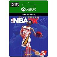NBA 2K21 - Xbox Series Digital - Konsolenspiel