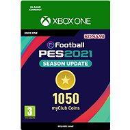 eFootball Pro Evolution Soccer 2021: myClub Coin 1050 - Xbox Digital - Gaming Zubehör