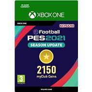 eFootball Pro Evolution Soccer 2021: myClub Coin 2150 - Xbox Digital - Gaming Zubehör