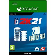 PGA Tour 2K21: 2300 Currency Pack - Xbox Digital - Gaming Zubehör