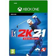 PGA Tour 2K21: Digital Deluxe - Xbox Digital - Konsolenspiel