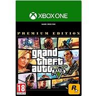 Grand Theft Auto V: Premium Edition - Xbox Digital - Konsolenspiel