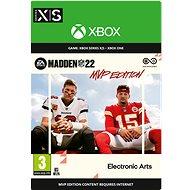 Madden NFL 22: MVP Edition - Xbox Digital - Konsolenspiel