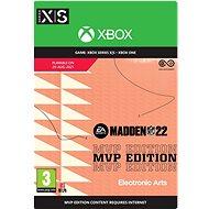 Madden NFL 22: MVP Edition (Vorbestellung) - Xbox Digital - Konsolenspiel