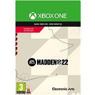 Madden NFL 22: Standard Edition (Vorbestellung) - Xbox One Digital - Konsolenspiel