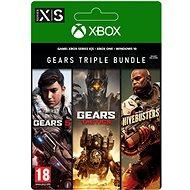 Gears Triple Bundle - Xbox Digital - Konsolenspiel