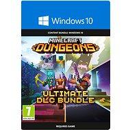 Minecraft Dungeons: Ultimate DLC Bundle - Windows 10 Digital - Gaming Zubehör