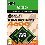 FIFA 22: 4600 FIFA Points - Xbox Digital - Gaming Zubehör