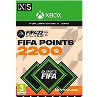 FIFA 22: 2200 FIFA Points - Xbox Digital - Gaming Zubehör