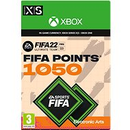 FIFA 22: 1050 FIFA Points - Xbox Digital - Gaming Zubehör