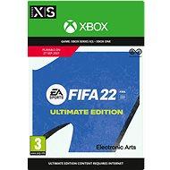 FIFA 22: Ultimate Edition (Vorbestellung) - Xbox Digital - Konsolenspiel