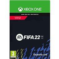 FIFA 22: Standard Edition (Pre Order) - Xbox One Digital - Konsolenspiel