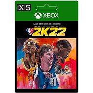 NBA 2K22: 75th Anniversary Edition - Xbox Digital - Konsolenspiel