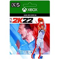 NBA 2K22 - Xbox Series X|S Digital - Konsolenspiel