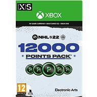 NHL 22: Ultimate Team 12000 Points - Xbox Digital - Gaming Zubehör