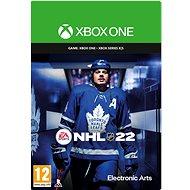 NHL 22: Standard Edition - Xbox One Digital - Konsolenspiel