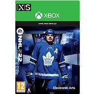 NHL 22: Standard Edition - Xbox Series X|S Digital - Konsolenspiel