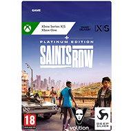 Saints Row: Platinum Edition - Xbox Digital - Konsolenspiel