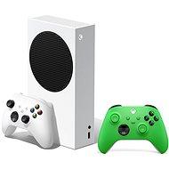 Spielkonsole Xbox Series S + 2 x Xbox Wireless Controller