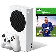 Xbox Series S + FIFA 22 - Spielkonsole
