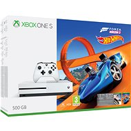 Xbox One S 500GB Forza Horizon 3 + Forza Horizon 3 Hot Wheels DLC - Spielkonsole