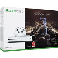 Xbox One S 500GB Middle-Earth: Shadow of War - Spielkonsole