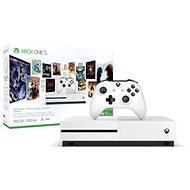Xbox One S 500GB + 3M Xbox Game Pass + 3M Live - Spielkonsole