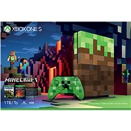 Xbox One S 1TB Minecraft Limited Edition - Spielkonsole
