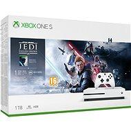 Xbox One S 1TB + Star War Jedi: Fallen Order - Spielkonsole
