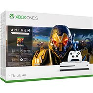 Xbox One S 1 TB - ANTHEM Bundle - Spielkonsole