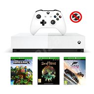 Xbox One S 1TB All-Digital Edition - Spielkonsole