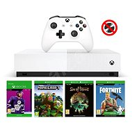 Xbox One S 1 TB All-Digital + NHL 20 - Spielkonsole