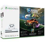 Xbox One S 500 GB Spielekonsole + Rocket League - Spielkonsole