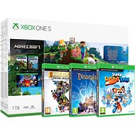 Xbox One S 1TB Kids Pack - Spielkonsole