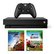 Xbox One X Lego Forza Horizon 4 Bundle - Spielkonsole