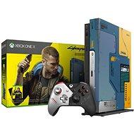 Xbox One X + Cyberpunk 2077 Limited Edition - Spielkonsole