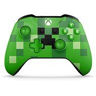 Xbox One Wireless Controller Minecraft Creeper - Gamepad
