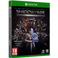 Middle-Earth: Shadow of War Silver Edition - Xbox One - Spiel für die Konsole