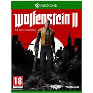 Wolfenstein II: The New Colossus - Xbox One - Konsolenspiel