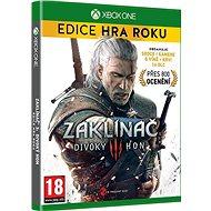 The Witcher 3: Die Wilde Jagd - Spiel des Jahres CZ Xbox One - Spiel für die Konsole