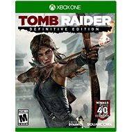 Tomb Raider: Definitive Edition - Xbox One - Spiel für die Konsole